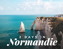 2 days in Normandie