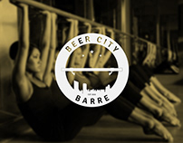 Beer City Barre Branding