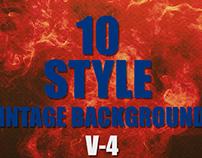 10 Style Vintage Backgrounds