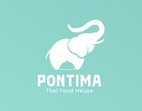 Pontima Brand Identity