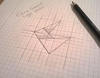 Sketching my personal logo
