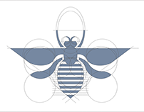 Logo Design- BlueBee Photographics