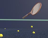 Tennis loop