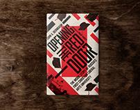 Opening the Red Door book cover design