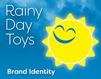 Rainy Day Toys Brand Identity