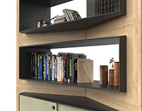 Verge - A Bookshelf