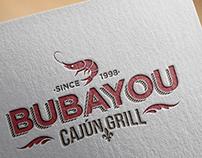 Naming y Branding Bubayou Cajun Grill