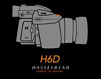 Hasselblad H6D