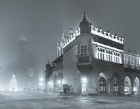Main Market Square in Krakow - part 2