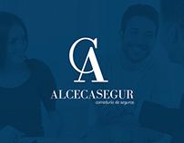 Alcecasegur - Branding