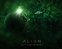 "Phase 1- Tribute to the 35th Anniversary Of ""Alien"""