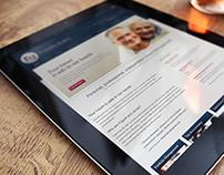 Fogwill & Jones Corporate Website