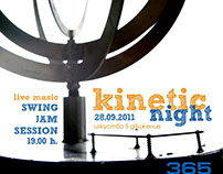 Kinetic Night - Swing Jam Session 2011