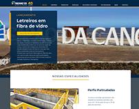Fibermeyer Website interface