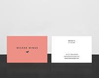 Identity for WICKER WINGS