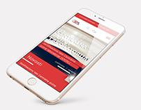 CPL Website design