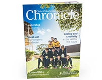 CCGS Chronicle – 2015