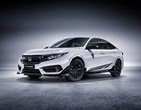 Honda Civic Black Pack