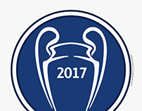 Real Madrid Champions League 2017 Winners