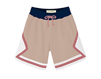 Eric Emanuel Athletic Short- Color Theory