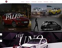 Fiat FCA WEB DESIGN
