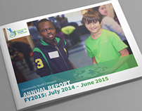 Community Youth Concepts: Annual Report 2015