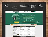 Dersverir - Web Page