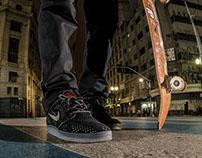 Nike SB Lunar Janoski Mid Flash