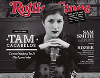 Fotografía Editorial - Rolling Stone