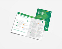 Conference Materials Design for Educational Project