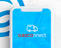 Gasconnect - Rediseño & App