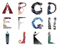 2015 Fashion Alphabet