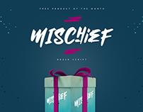 Mischief Brush Script - Free Freebie