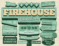 FIREHOUSE Drive In / Cinema