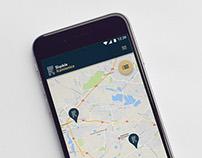 Mobile App / Kamienice Śląskie