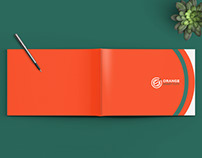 Orange Smart City - Corporate Profile Design