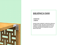 Bibliotheca Chair