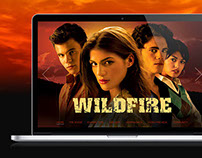 Wildfire TV Show Website