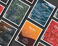 Hache magazine