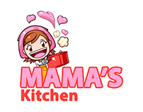 Mama's Kitchen Logo