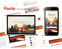 PlanUp - Case Study