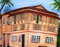 MIKEY ESPINOSA - GRECIA FILIPINO HOUSE