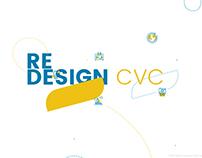 Redesign CVC