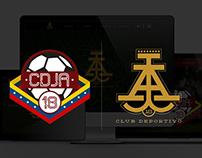 Propuesta Website Club Deportivo Juan Arango