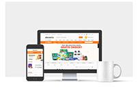 elevenia e-mart corner enhancement