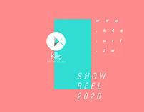 REEL | K4s Motion Studio 2020