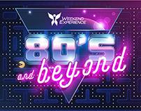 Tema para festa dos anos 80