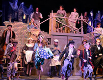 Oliver! The Musical - 2014