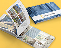 Real Estate Portfolio Book