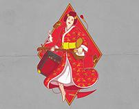 Rockin Geisha